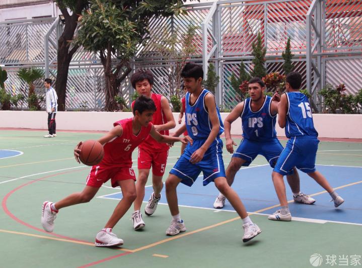 三人篮球和街头篮球的文化异同